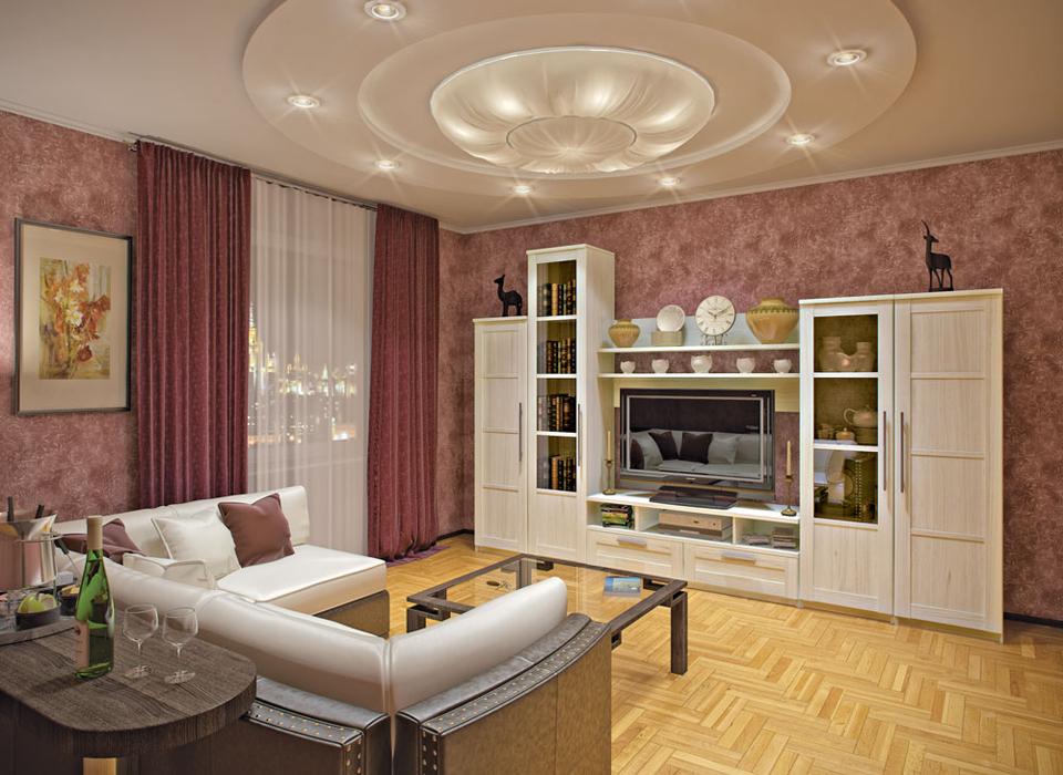 Корпусная Мебель Для Гостиной Артис