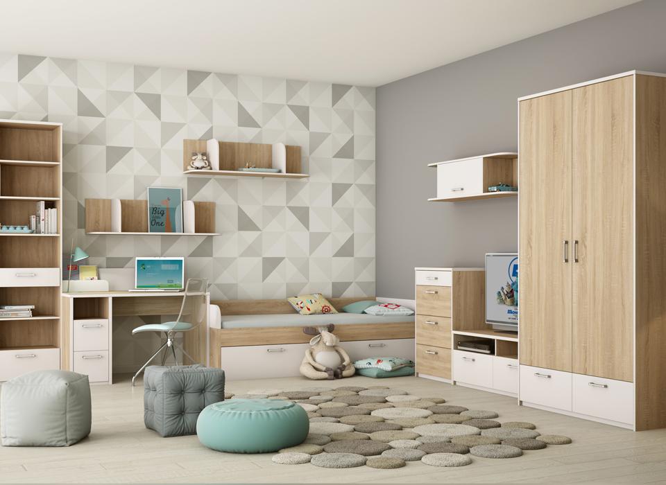Децкая мебель для комнат купить смеситель для кухни краснодаре